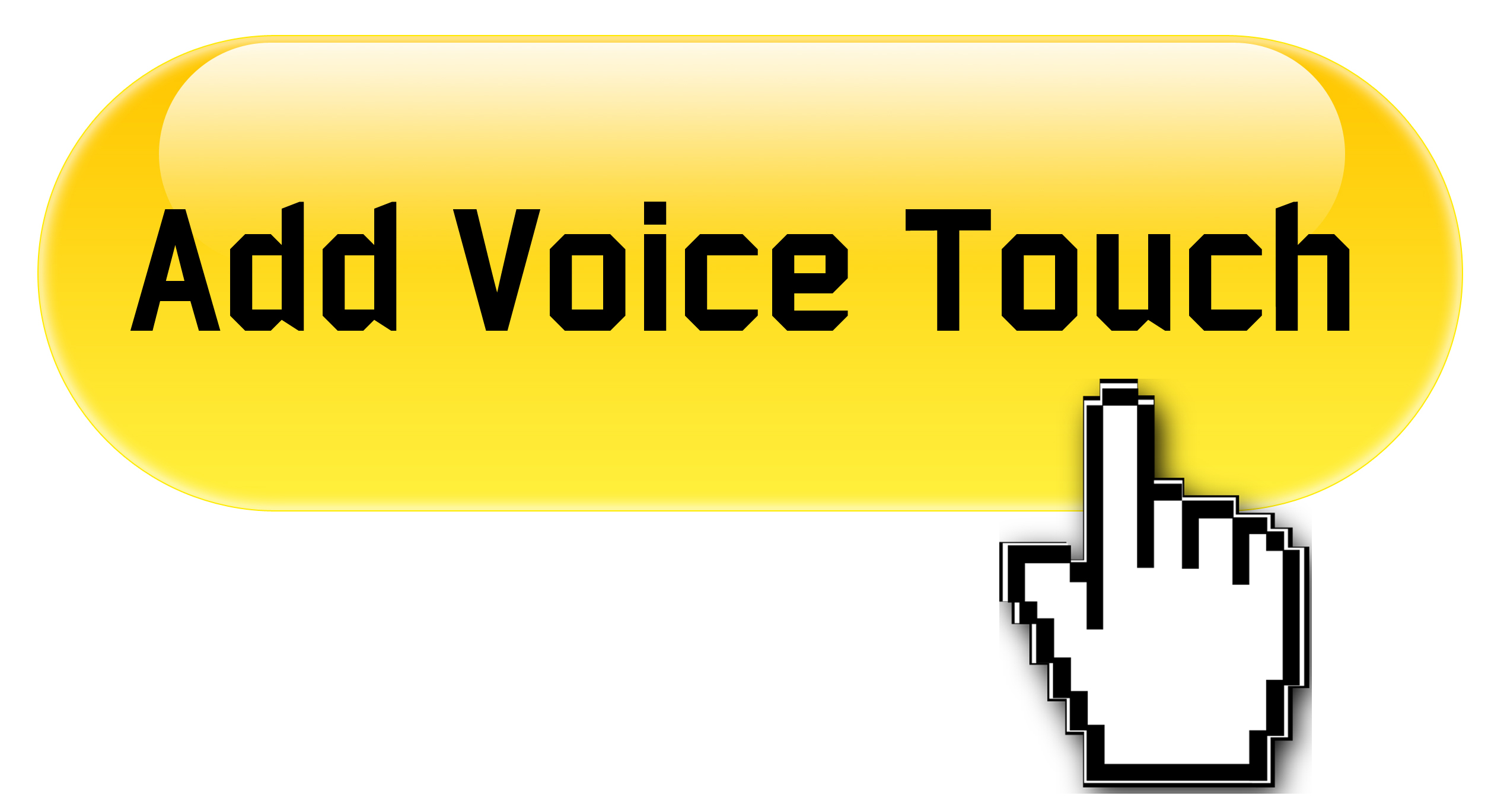 Add Voice Touch